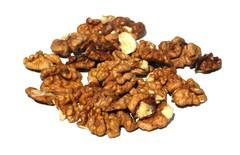 Ядра грецкого ореха, отборные, 100гр