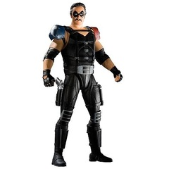 Watchmen Movie Action Figures Wave 02 - Comedian