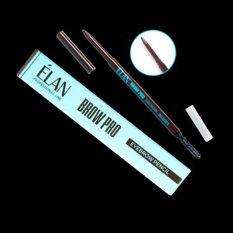 ELAN Механический карандаш для бровей BROW PRO Dark Brown
