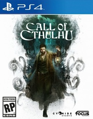 Sony PS4 Call of Cthulhu (русские субтитры)