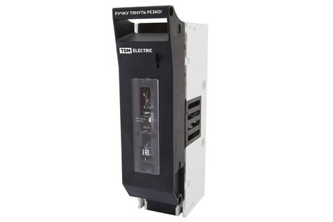 Выключатель-разъединитель с функцией защиты ПВР 2 1П 400A TDM
