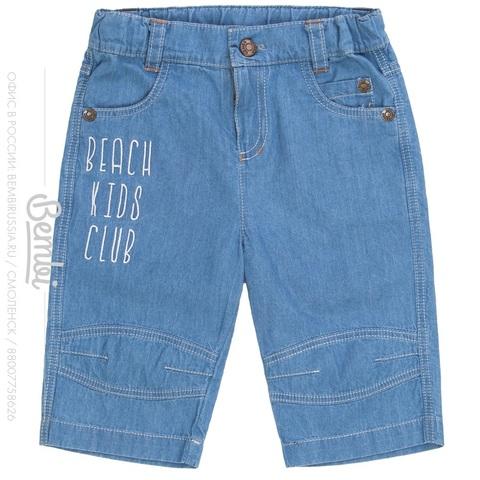 ШР337 Шорты для мальчика джинсовые