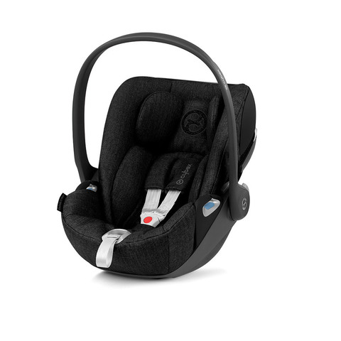Cybex Cloud Z i-size Plus Stardust Black