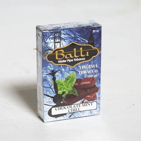 Табак Balli Mint Chocolate Chill 50 г