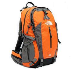 Туристический рюкзак  North Face electron 50L Оранжевый