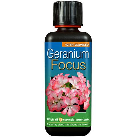 Удобрение для Герани Geranium Focus 300мл