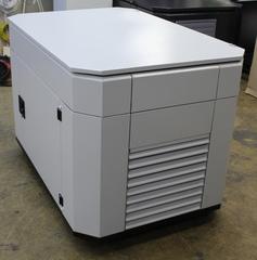 Домик для генератора SB1200DM вид справа