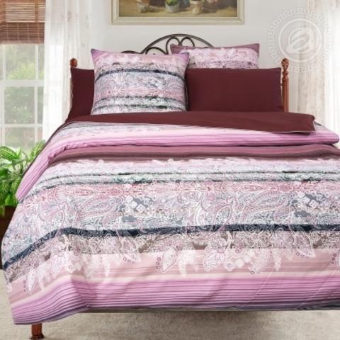 Комплект постельного белья 2 спальный Велюр Валентино
