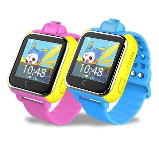 Детские часы с камерой GPS Smart Baby Watch Q100/GW1000