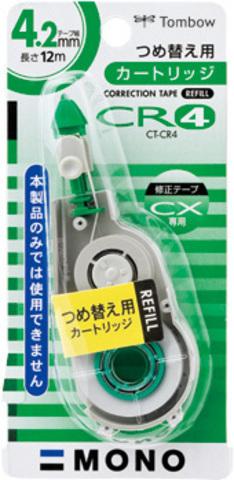 Картридж для корректора Tombow Mono CX4 (CT-CR4)