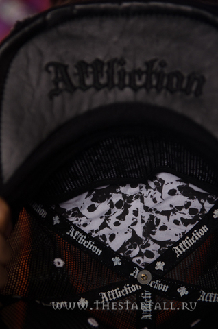 Бейсболка Affliction