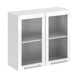 Кухня Капля 3D Шкаф верхний ПС 800