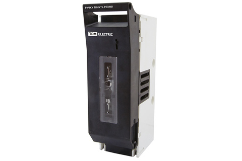 Выключатель-разъединитель с функцией защиты ПВР 3 1П 630A TDM