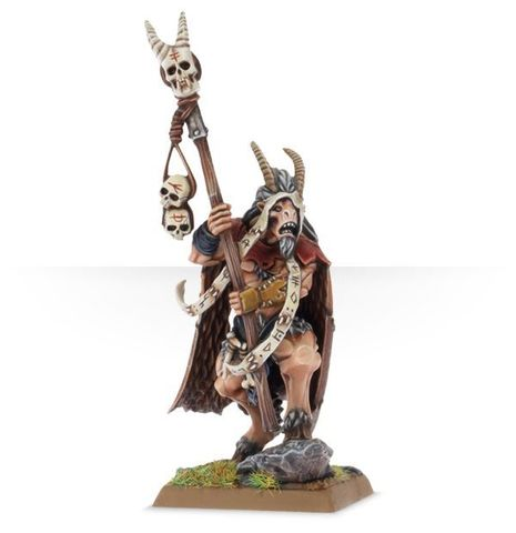 GREAT BRAY-SHAMAN