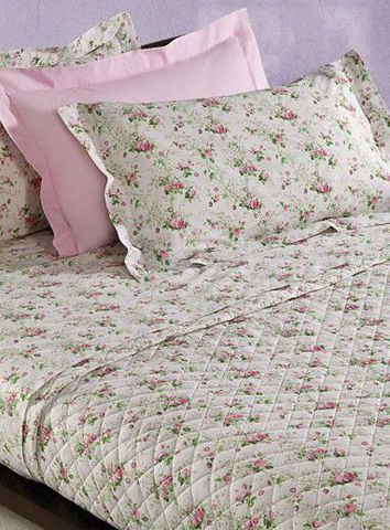 Постельное белье 2 спальное евро макси Mirabello Thea Rose розовое