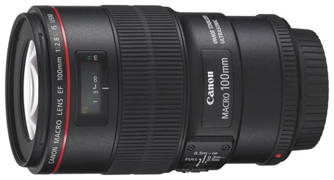 Canon EF 100mm f/2.8L Macro IS USM (JAPAN)