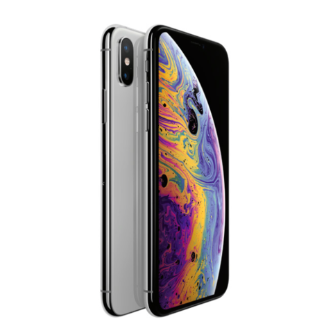 Купить iPhone Xs 64Gb Silver в Перми