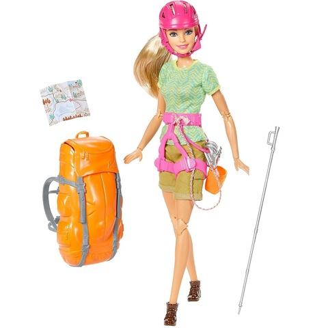 Барби Альпинист. Безграничные движения