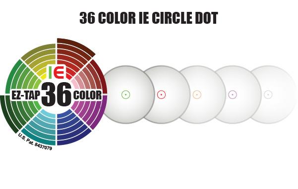 ПРИЦЕЛ LEAPERS PRISM T4 CQB 4X32, 34ММ, ГРАВ.CIRCLE DOT, ПОДСВ.IE36, КРОНШТЕЙН. НА WEAVER,525ГР