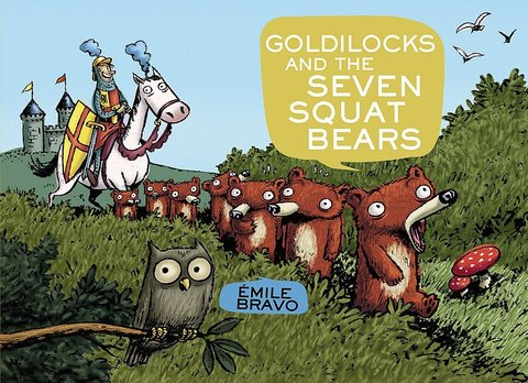 Goldilocks and the Seven Squat Bears
