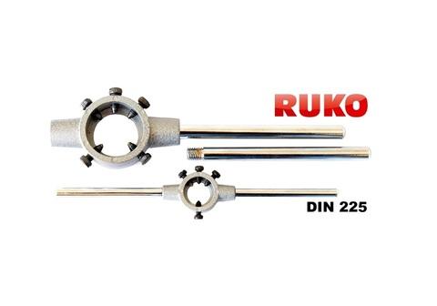 Вороток для плашки Ruko DIN225 105х36мм М54-М63 930мм 24210536