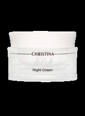 Wish night cream - Ночной крем