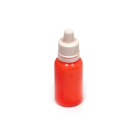 Краска  флюоресцентная Exmix Оранжевый 15 мл