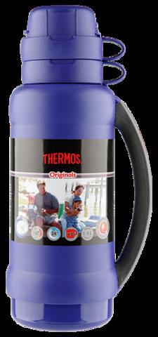 Термос со стеклянной колбой Thermos 34-180, 1,8л.