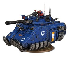 Space Marines Primaris Repulsor Executioner