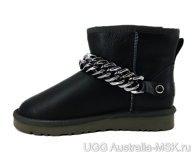 UGG Women Mini Zanotti Grey