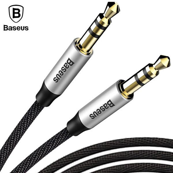 Аудио кабель Baseus M30 Yiven Audio Cable - AUX - 1.5м
