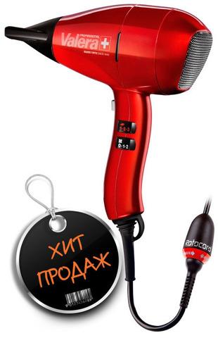 Фен для волос Valera Swiss Nano 9400 2400W с ионизацией