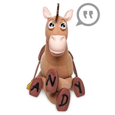Конь Булзай (Bullseye) со звуковыми эффектами - Toy Story (История Игрушек), Disney