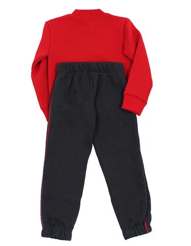 Basia Комплект для мальчика с начесом красный