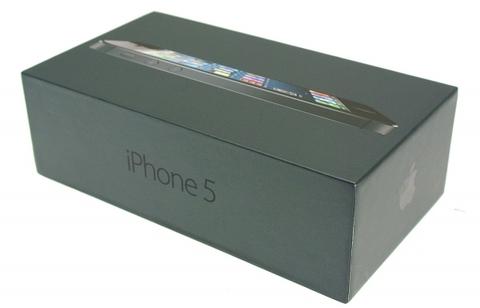 Пустая коробка для iPhone 4/4S/5/5S/5SE/6/6Plus/6S/6S Plus/7/7Plus
