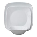 Набор посуды Pure White 18 пр, артикул 1088641, производитель - Corelle