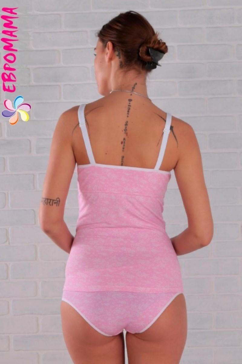 Майка 08375 розовый