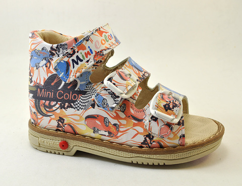 Сандалии Minicolor арт. 8040-1