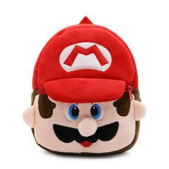 Супер Марио рюкзак плюшевый