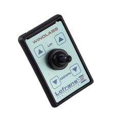 Кнопка управления якорной лебедкой Тип