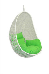 Подвесное кресло Easy White (без стойки)