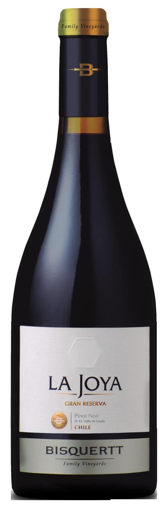 Bisquertt La Joya Gran Reserva Pinot Noir