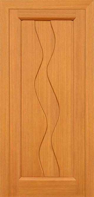 Дверь межкомнатная,Россич,Водолей ДГ, Цвета: Анегри, Красное дерево
