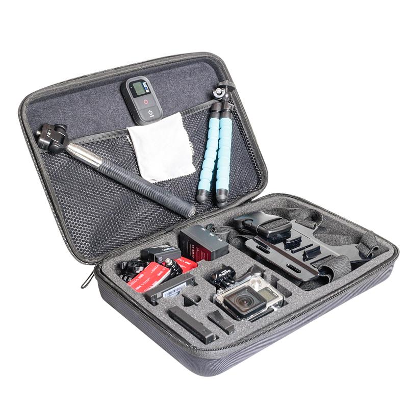FUJIM GP-BGB Полужёсткий кейс для экшн камер (большой)