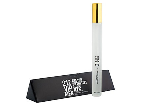 Carolina Herrera 212 VIP Men edt 15 ml (треуг.) (м)