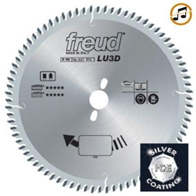 Диск пильный LU3D (LP66M) по ламинату 350x30 мм, 108 зуб., 3 град. FREUD LU3D0900