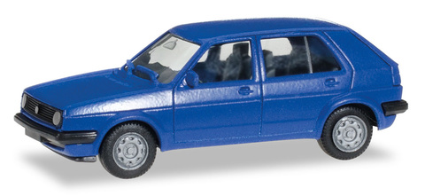 Herpa 012195-005 Мини-набор для сборки VW Golf II 4 двери, 1:87
