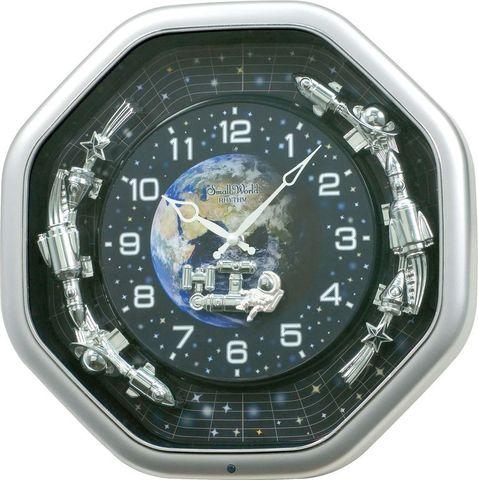 Настенные часы Rhythm 4MH891WD19