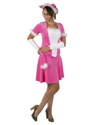Костюм Розовая Кошечка 3