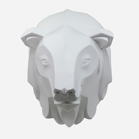 Настенный декор Decor Голова льва H13S0625